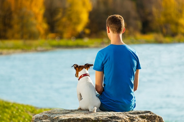 As pessoas que possuem animais de estimação são mais felizes e saudáveis.