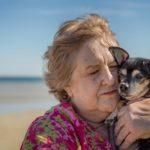 O encontro em que cadela salvou sua dona do câncer