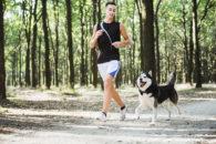 Tenha o hábito de fazer exercícios na companhia do seu cão