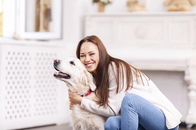 A presença de um animal em casa faz com as pessoas tenham um coração mais saudável