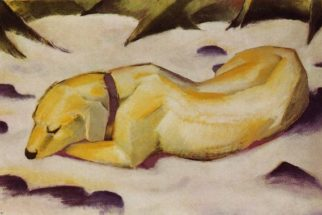 Conheça incríveis obras de arte inspiradas em cães
