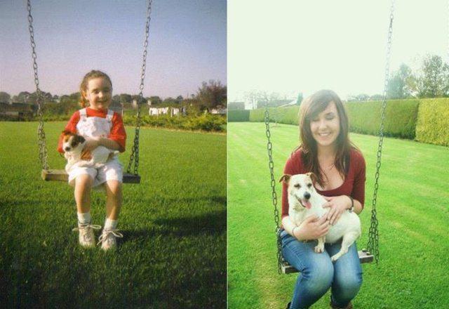 garota-com-sua-cadela-quatorze-anos-depois