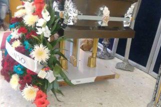 Cão desaparece por duas semanas e volta no funeral de sua tutora