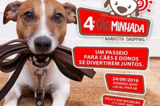 Boavista Shopping de São Paulo promove 4ª cãominhada