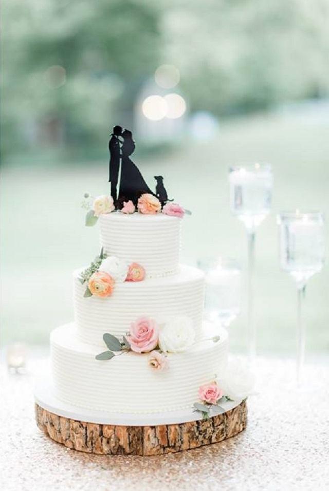bolo-de-casamento-com-cachorro