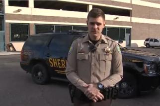 Herói: policial salva a vida de cachorro duas vezes no mesmo dia