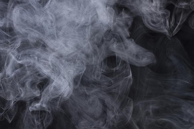 A fumaça pode ser insidiosa e matar horas ou dias depois de ter sido inalada