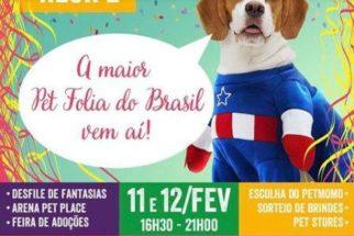Shopping em Pernambuco oferece prévia carnavalesca para pets