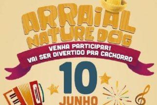 Nature Dog House oferece São João para cães e tutores