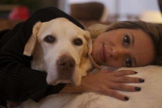 Marley, cachorro de Luisa Mell, morre aos 14 anos