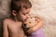 Garotinho pede um bebê para sua mãe e é surpreendido com filhote!