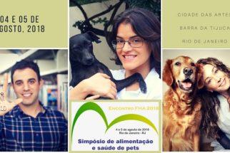 Rio de Janeiro sedia encontro sobre alimentação e saúde dos pets