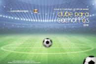 Baixe aqui o álbum de 'figurinhas' de cães da Copa do Clube para Cachorros
